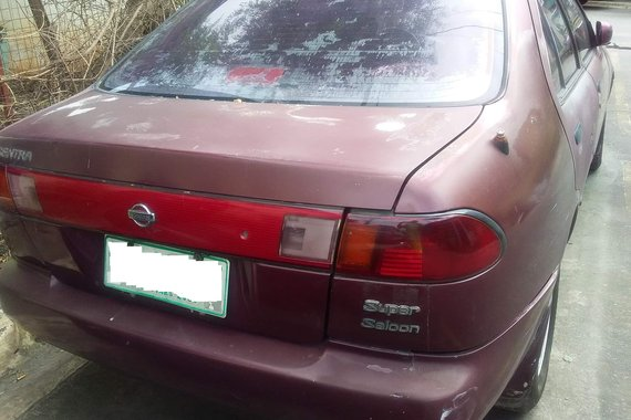 95' NISSAN SENTRA SUPER SALOON AUTOMATIC