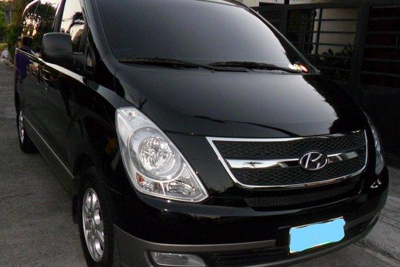 2012 Hyundai Grand Starex VGT