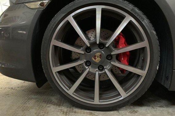 Selling Silver Porsche Boxster 2014 in Manila