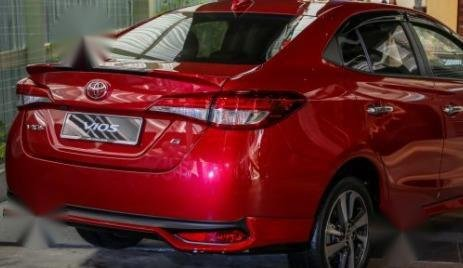 Red Toyota Vios 2011 for sale in Taguig