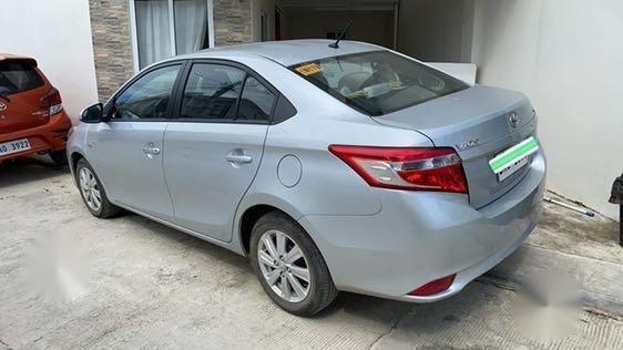 Selling Silver Toyota Vios 2017 in Mandaue