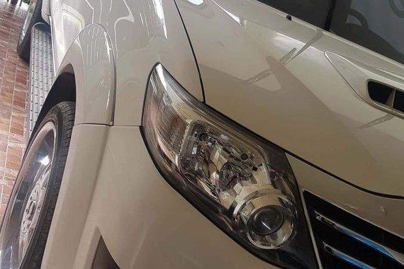 Toyota Fortuner G Auto 2015