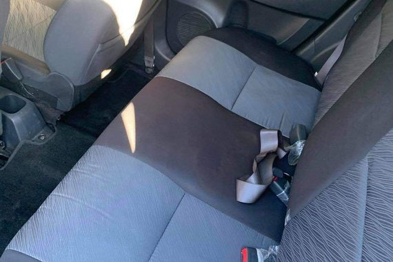 Black Toyota Wigo 2016 for sale in Lipa