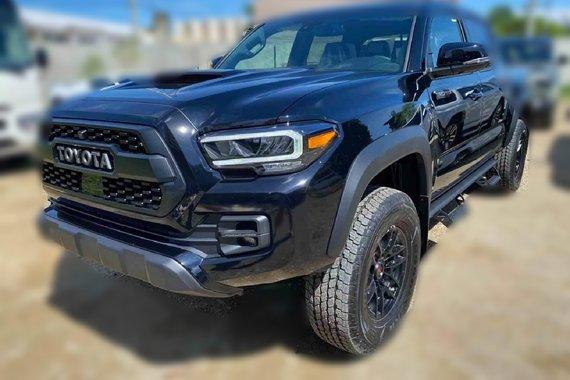 Brand new 2021 Toyota Tacoma TRD PRO