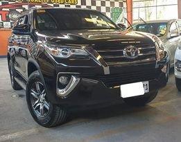 2018 Toyota Fortuner G 4x2