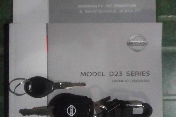 Selling Silver Nissan Navara 2020 in Davao
