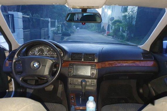 Selling White BMW 318I 1999 in Cebu