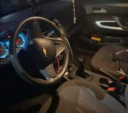 Selling Black Chevrolet Sail 2018 in Manila