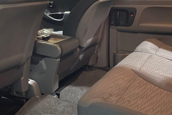 White Hyundai Starex 2012 for sale in Baguio