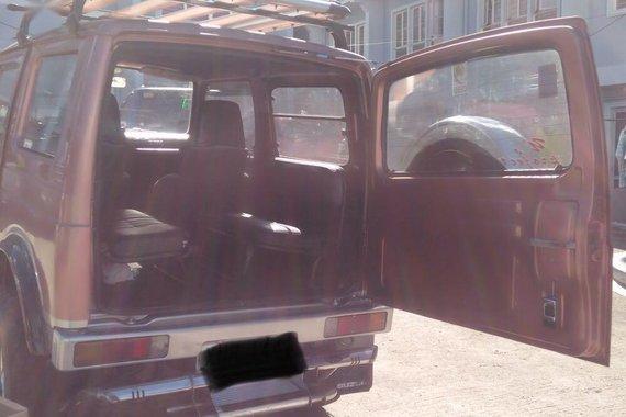 Selling Red Suzuki Jimny 2003 in Baguio