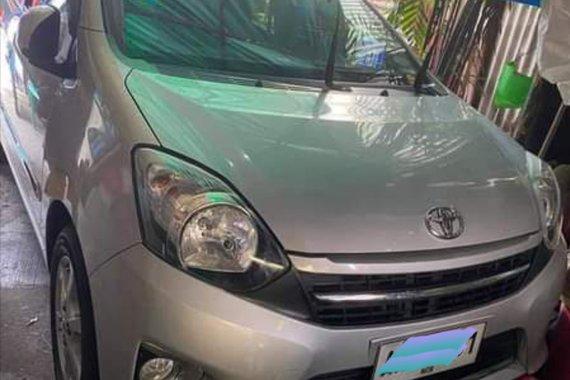Toyota Wigo G MT 2014