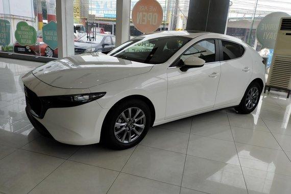 2020 1.5L Mazda 3 Elite Sportback