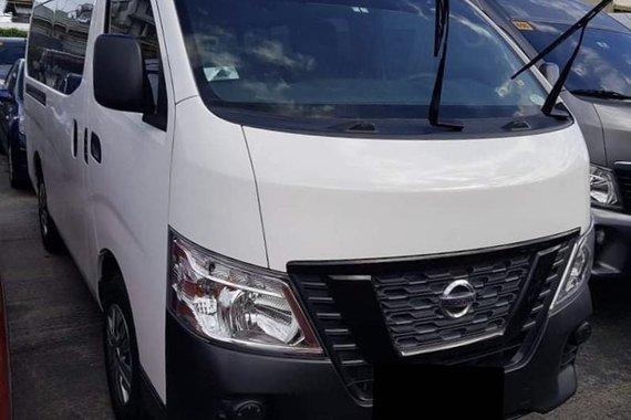 2019 Nissan NV350 MT diesel