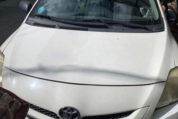 Toyota Vios 1.5 E (M) 2013