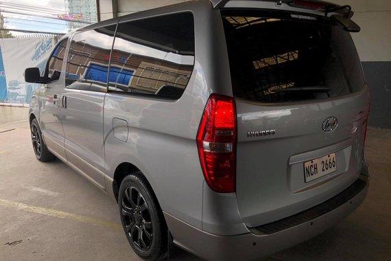 2016 Hyundai Grand Starex Gold VGT Automatic
