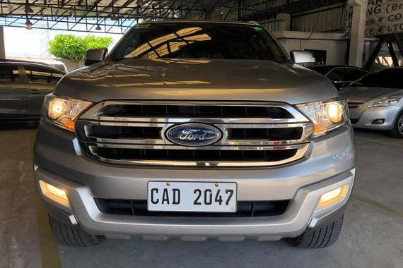 2017 Ford Everest Trend Automatic