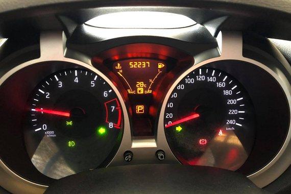 2017 Nissan Juke Automatic