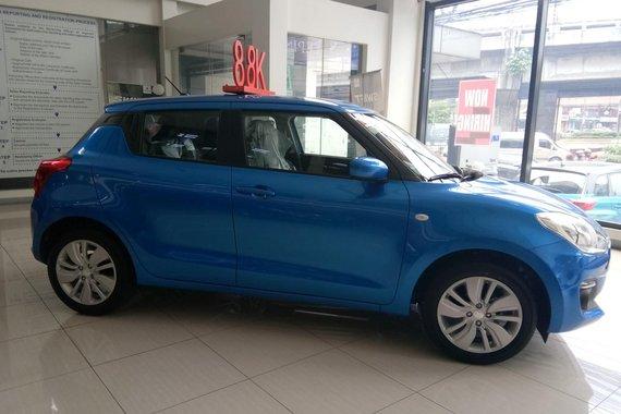 Suzuki Swift 2021 - Pinakamurang sports car