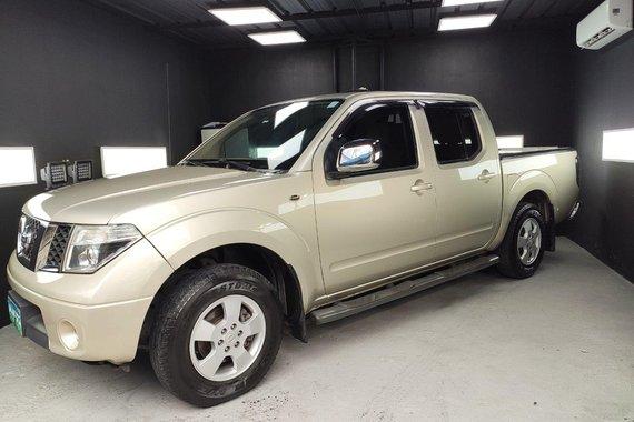 2013 Nissan Navara LE 4x2 AT D40