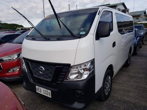 2019 Nissan Nv350 MT 18 Seater