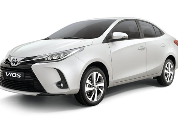 JANUARY PROMO IS WAVING! VERY LOW DP ALL NEW TOYOTA VIOS 1.3XLE CVT