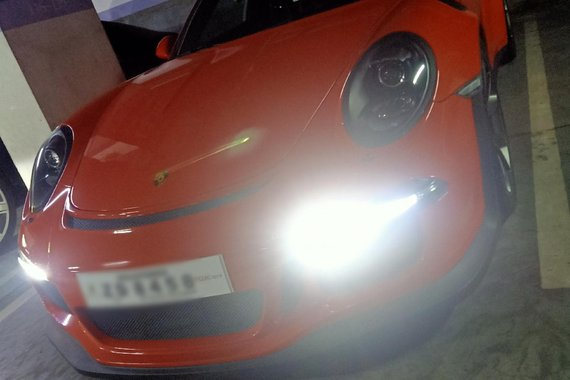 Used 2016 Porsche GT3 RS PDK 4.0