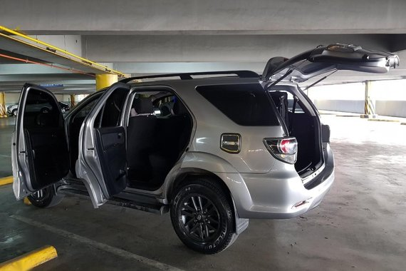 Toyota Fortuner 2.5G Auto 2015