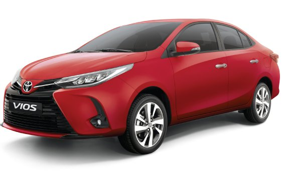 NEW YEAR PROMO! 9K ALL-IN DOWNPAYMENT TOYOTA VIOS 1.3XLE MT