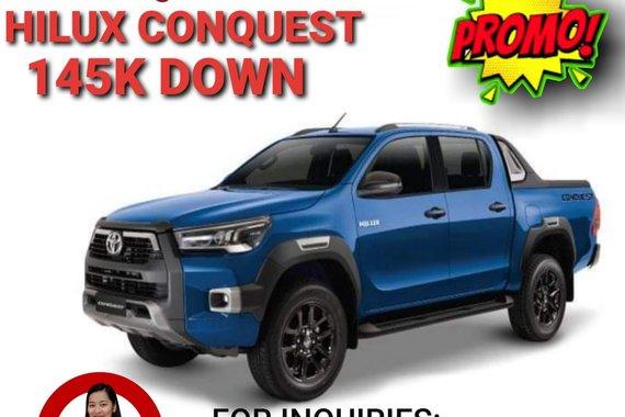 2021 Toyota HILUX 4X2 G