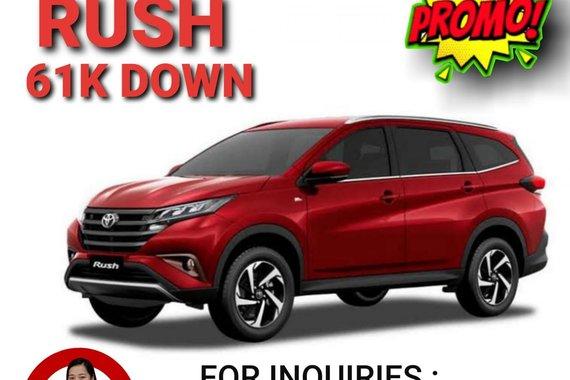 2021 Toyota RUSH 1.5 G AT