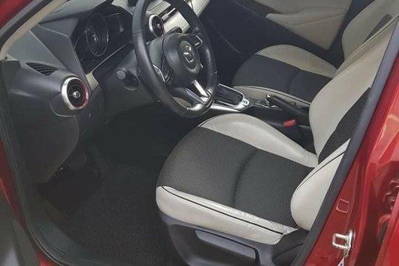 Selling Red Mazda 2 2018 in Santa Rosa