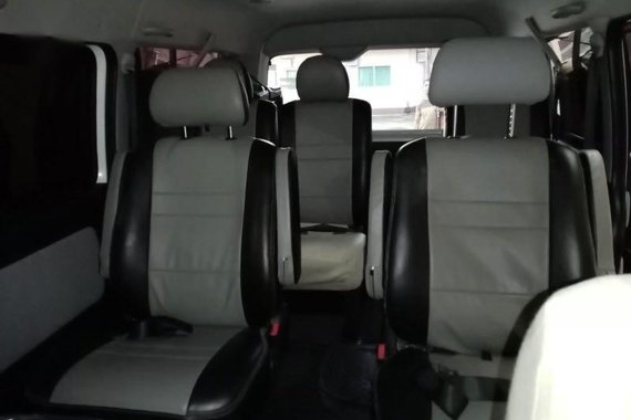 White Toyota Grandia 2010 for sale in Cebu