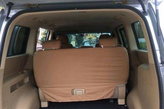 Silver Hyundai Grand Starex 2018 for sale in Las Pinas