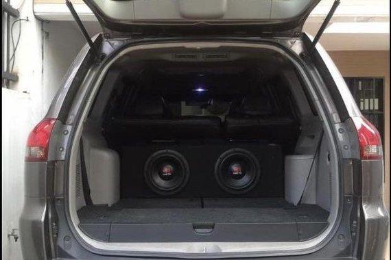 Mitsubishi Montero Sports Gls V 4x2 Auto 2014