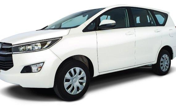 NEW YEAR, NEW CAR! ZERO DP BRAND NEW TOYOTA INNOVA J GAS MT(2020)