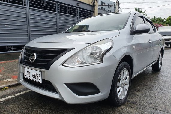 Reserved! Lockdown Sale! 2019 Nissan Almera 1.5 E Automatic Silver 19T Kms Only F1P559/LAD6656
