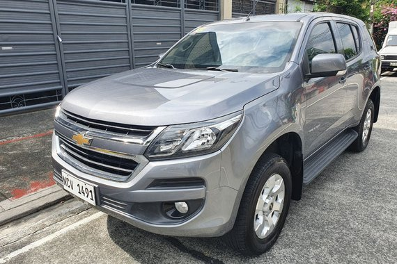 Reserved! Lockdown Sale! 2019 Chevrolet Trailblazer 2.8 LT 4X2 Automatic Gray 30T Kms NCV1491