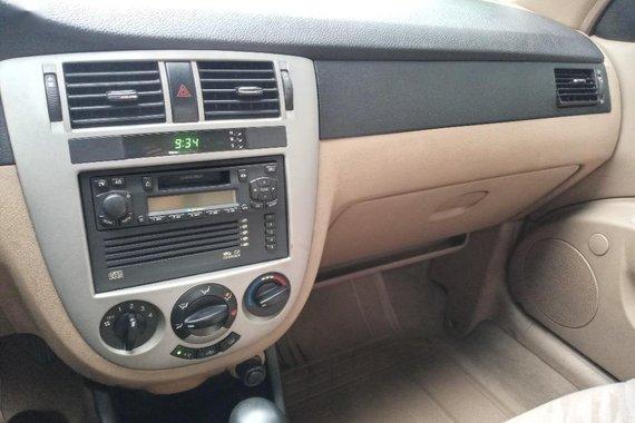 Selling Beige Chevrolet Optra 2007 in Quezon