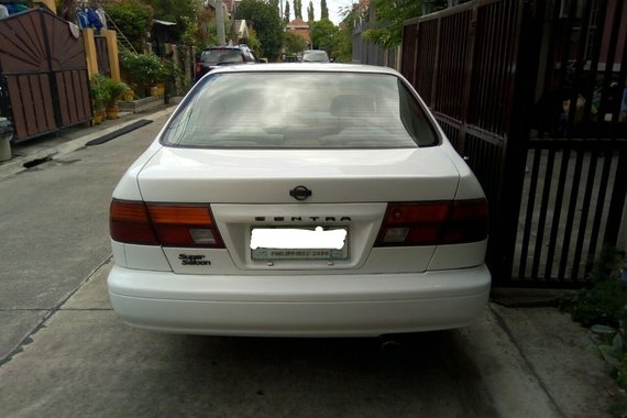 2000 Nissan Sentra 1.6 Super Saloon