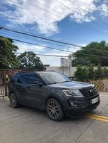 Ford Explorer Sport Edition 2017 4x4