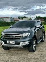 Ford Everest Titanium 2016 4x4