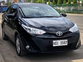 Toyota Vios 2019 1.3E A/T