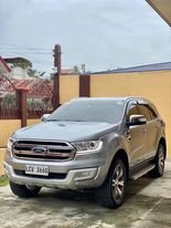 Ford Everest 2016 titanium Plus