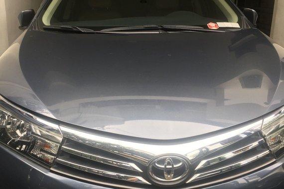 Toyota Altis 2016 1.6 V CVT