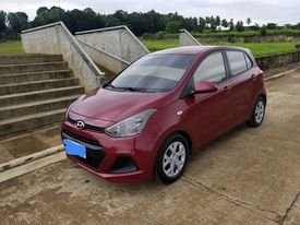 Hyundai Grand i10 Automatic 2015