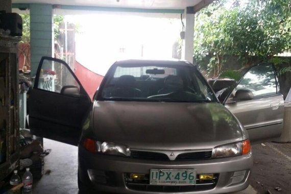 Selling Silver Mitsubishi Lancer 1997 in Tarlac