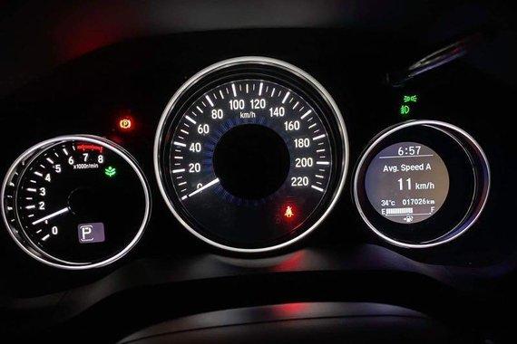Honda HR-V 1.8 EL CVT HR -CVtr Auto 2016