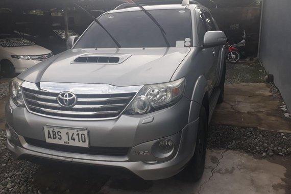 2015 Toyota Fortuner V