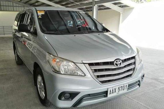 Toyota Innova 2014 G