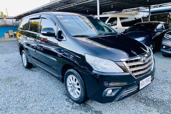 2015 TOYOTA INNOVA G AUTOMATIC DIESEL FOR SALE